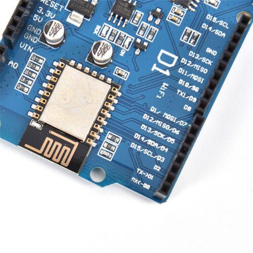 ESP8266 ESP-12E UART WIFI Wireless Shield TTLConverter For Arduino Mega  HL