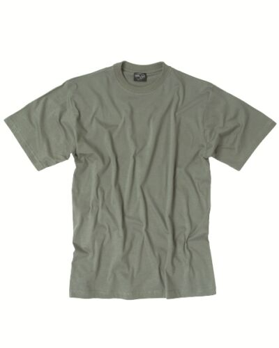 Camping T-Shirt US Style Co foliage Outdoor Military -NEU