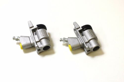 A PAIR OF WHEEL CYLINDERS FOR THE MGC ROADSTER /& GT 1967 TO 1969
