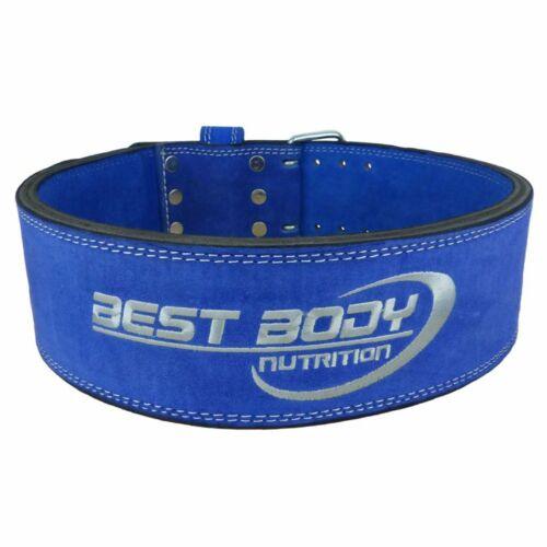Bataille Best Body Haltérophile Ceinture Power Lifting ceinture bleu