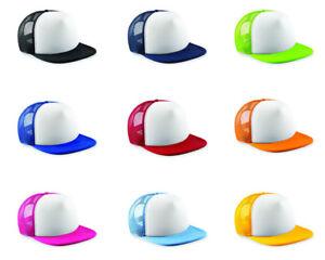 girls boys unisex children Kids Half Mesh Baseball Trucker Rapper Cap Hat