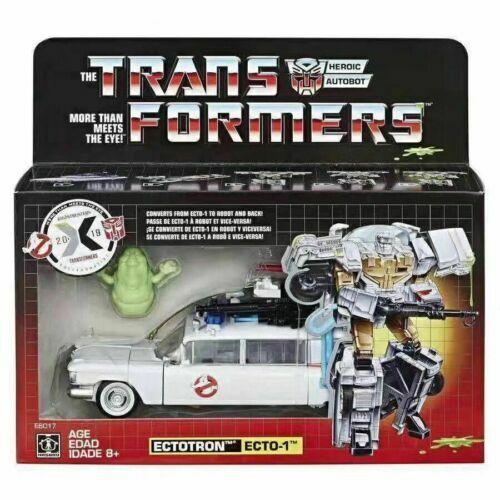 Hasbro Transformers Ghostautobusters Ectotron Ecto-1 azione azione azione cifra 5060cc