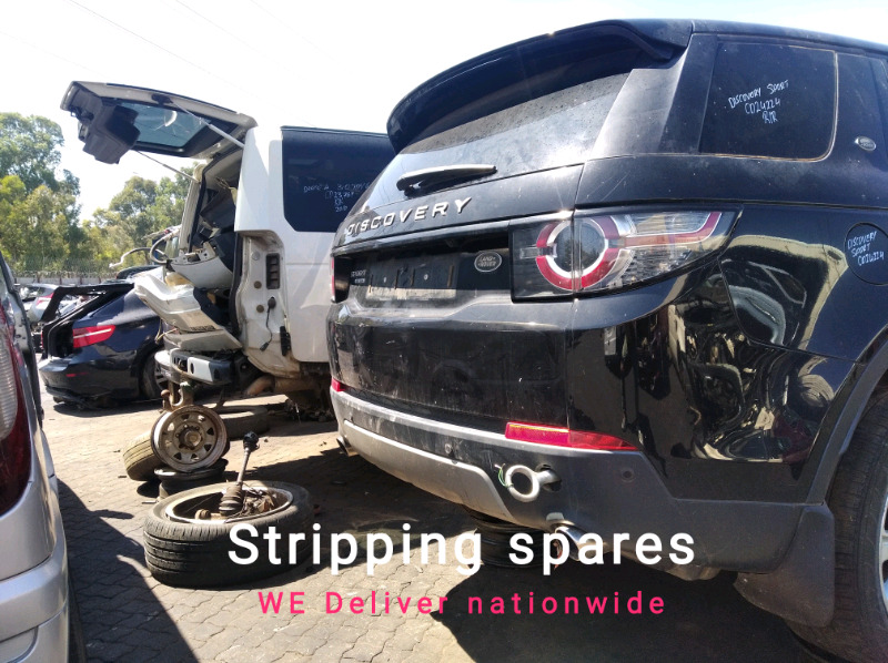 Landrover discovery stripping spares