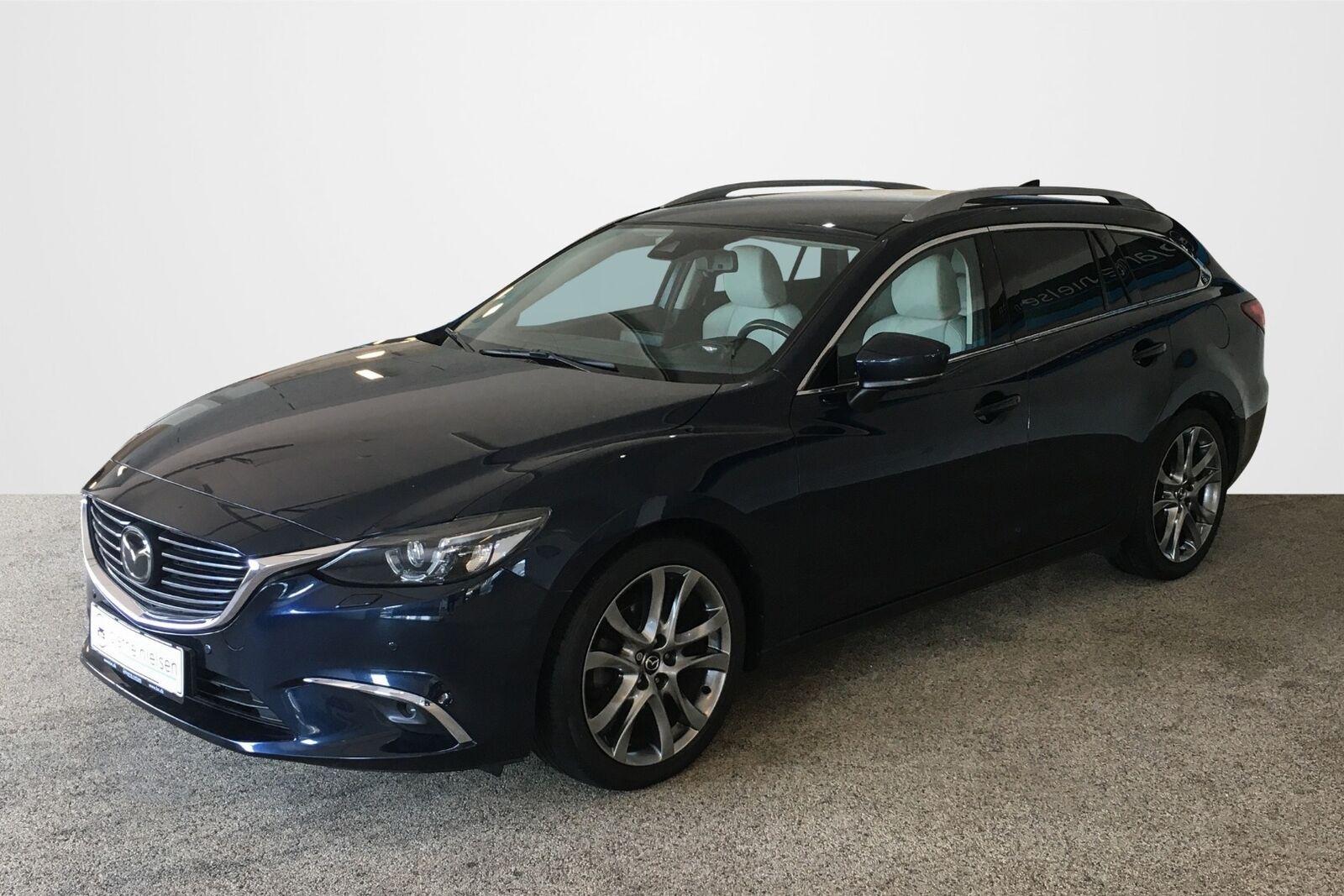 Mazda 6 Billede 7