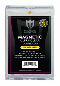 20-MAX-PRO-Ultra-One-Touch-Magnetic-Thick-Card-Holders-180pt-UV-Gold-Magnet