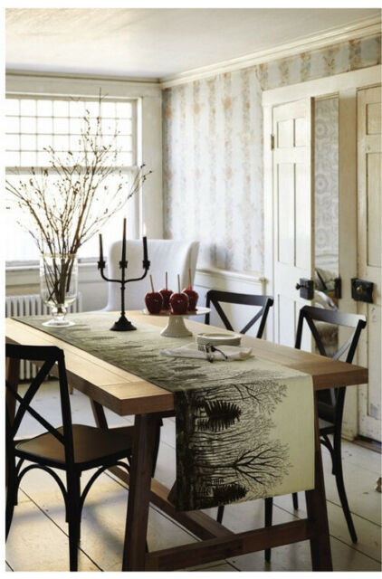 Wood Dining Table Rustic Kitchen Furniture Farmhouse Country Living Dinette Home For Sale Online Ebay
