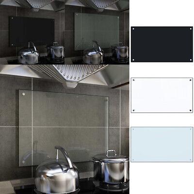 Kitchen Back Splash Guard Kitchen Toughened Glass Background Pattern Brown