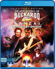 The Adventures of Buckaroo Banzai (Blu-ray Disc, 2016)