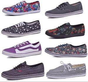 cd1dcf7a88 Vans Lo Pro Women s Classic Low Top Shoes Choose Color   Size