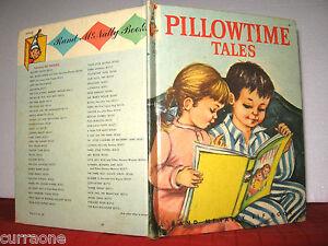 RAND-McNALLY-ELF-BOOK-PILLOWTIME-TALES-1961-HC-Marion-K-De-Groot-Jean-Tamburine
