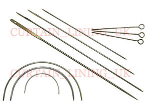 High Quality Upholstery Needles Tools Made In The UK - DIY ...