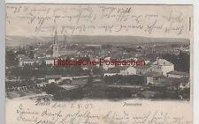 (79381) AK Dieuze, Duß, Lothringen, Panorama 1903