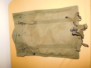 VINTAGE-1945-WWII-US-SOLDIER-EQUIPMENT-5-GALLON-DRINKING-WATER-BAG