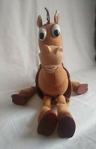 Thinkway Toys Toy Story Bullseye Vibrating with Horse Sounds Disney Pixar Horse