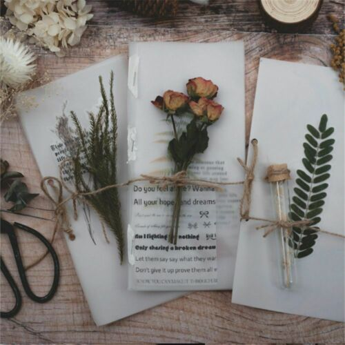 20Pcs Plant Flower Stickers Kawaii DIY Diary Scrapbooking Decal Cups Sticker