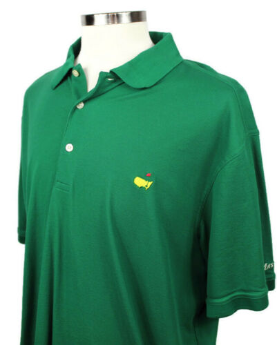 Masters Collection Mens XL Polo Masters 100% Pima