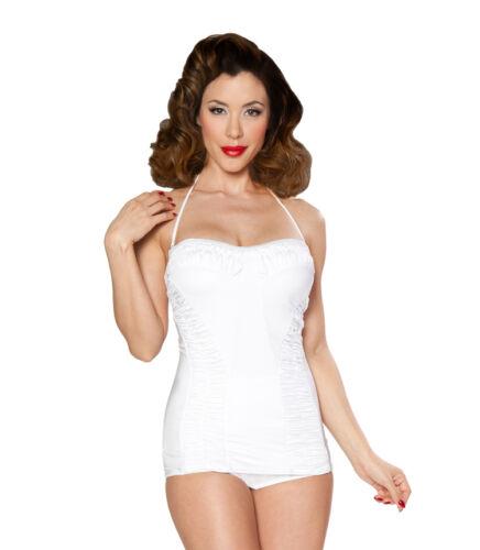Williams 1 Pz Costume Paggetto Bettie Spalline Senza Ruche Made Da Esther Usa BfHaqdqw