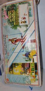 BARBIE-OLYMPIC-SKI-VILLAGE-1974-Mattel
