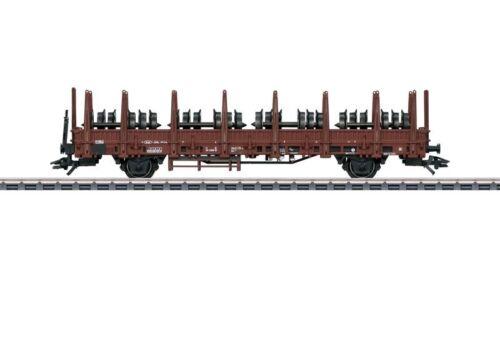 Märklin 46938 Rungenwagen Kbs 442 der DB Spur H0