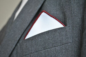 Frederick-Thomas-white-pocket-square-with-maroon-edging-handkerchief-FT2155