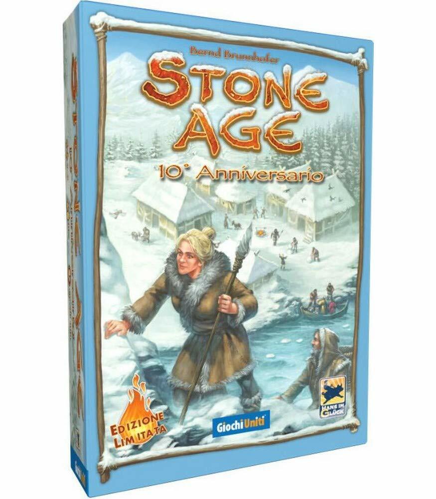 Stone Age - 10° Anniversario - Edizione Limitata -  Italiano - Nuovo Sigillato  tutto in alta qualità e prezzo basso
