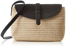 Pieces Women's Pclibine Straw Cross Body Shoulder Bag