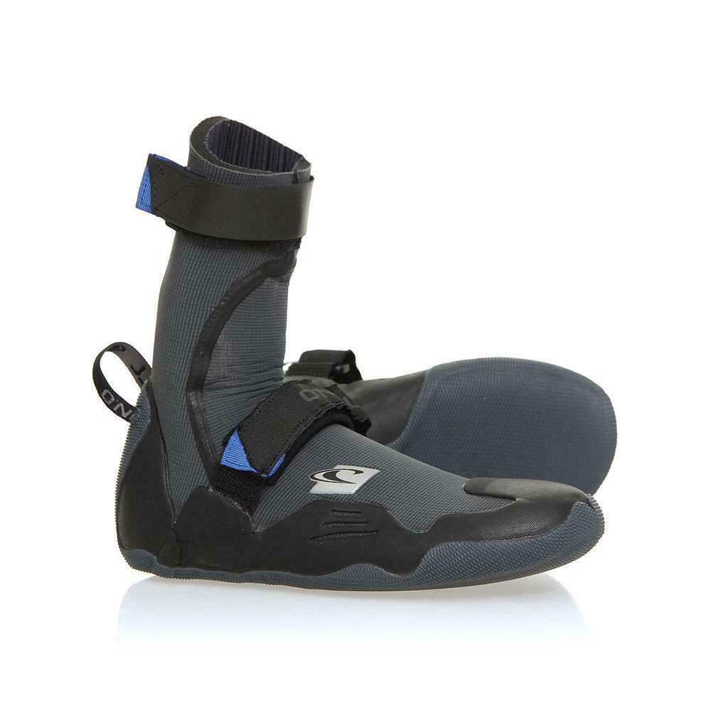 Oneill Psycho Tech 7MM RT Traje botas Negro accesorios de surf Oneill