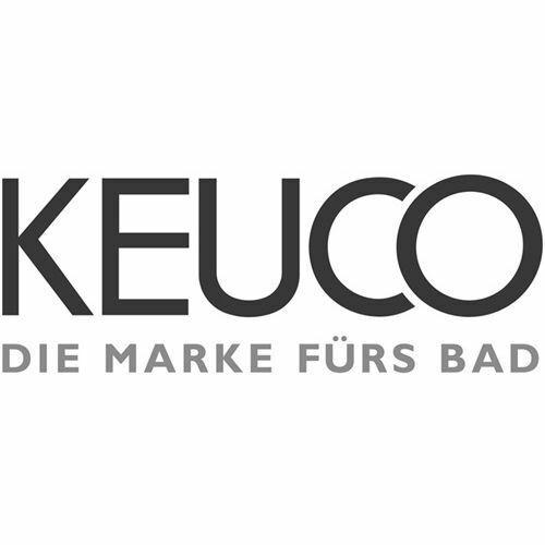 KEUCO EDITION ATELIER Stabhandbrause mit Normalstrahl verchromt