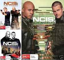 NCIS LA - Los Angeles Season 4 5 & 6 : NEW DVD