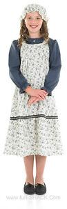 ragazze-Vittoriano-edwardiano-Studentessa-Costume-vestito-nuovo-3PC-6-8-12