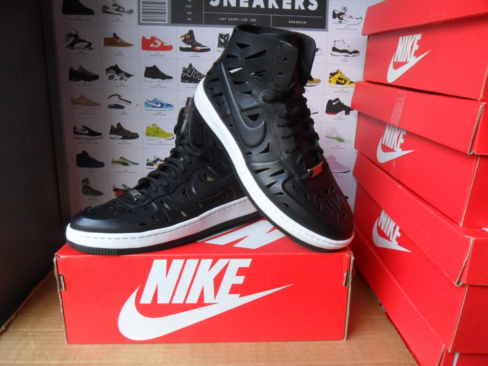 Nike da donna  air force force force 1 joli  formatori neri di dimensioni nuove | Garanzia di qualità e quantità  | Maschio/Ragazze Scarpa  9144af