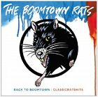 THE BOOMTOWN RATS - BACK TO BOOMTOWN: CLASSIC RATS' HITS CD NEU