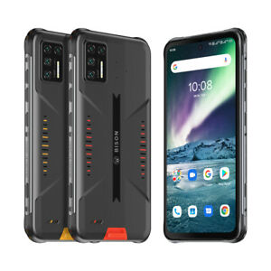 "Umidigi Bison GT Rugged Phone Outdoor 8gb+128gb 6.67"" Smartphone Octa Core"