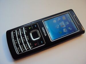 Original Nokia 6500c Mobile Handy Single SIM Original Entsperrt