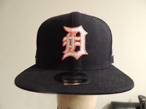 sale retailer c3f4f d6bb1 Image is loading Men-039-s-Detroit-Tigers-New-Era-9Fifty-