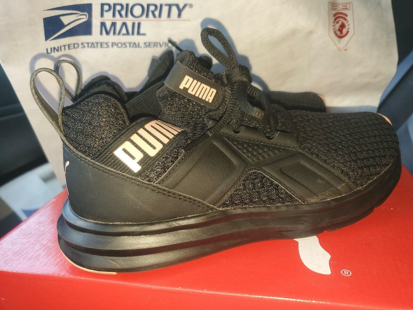 Puma Soft Foam + Optimal Comfort Black