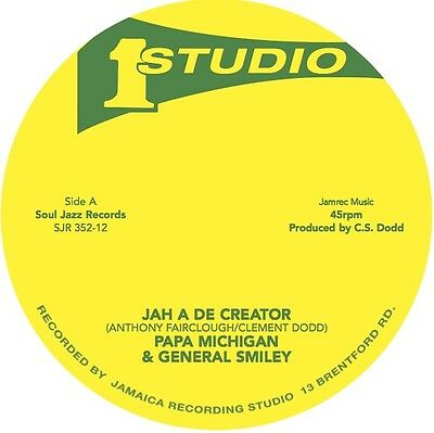 ** MICHIGAN AND SMILEY JAH A THE CREATOR 12in STUDIO ONE  YOU DONT LOVE ME CUT!!