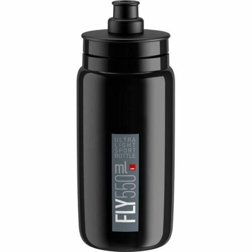 Fly black with grey logo 550 ml Elite