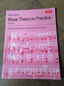 Site Officiel Abrsm Music Theory In Practice-grade 3-eric Taylor-afficher Le Titre D'origine Prix De Vente Directe D'Usine