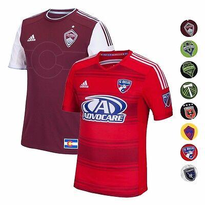 Major League Soccer MLS ADIDAS Short Sleeve Authentic On-Field Jersey Men's