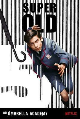 097C2 The Umbrella Academy TV Shows Deco Print Art Silk Poster