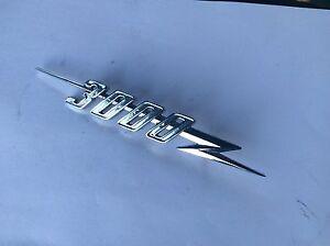 Austin Healey 3000 Badge Nos By J Fray As Original AHB8861