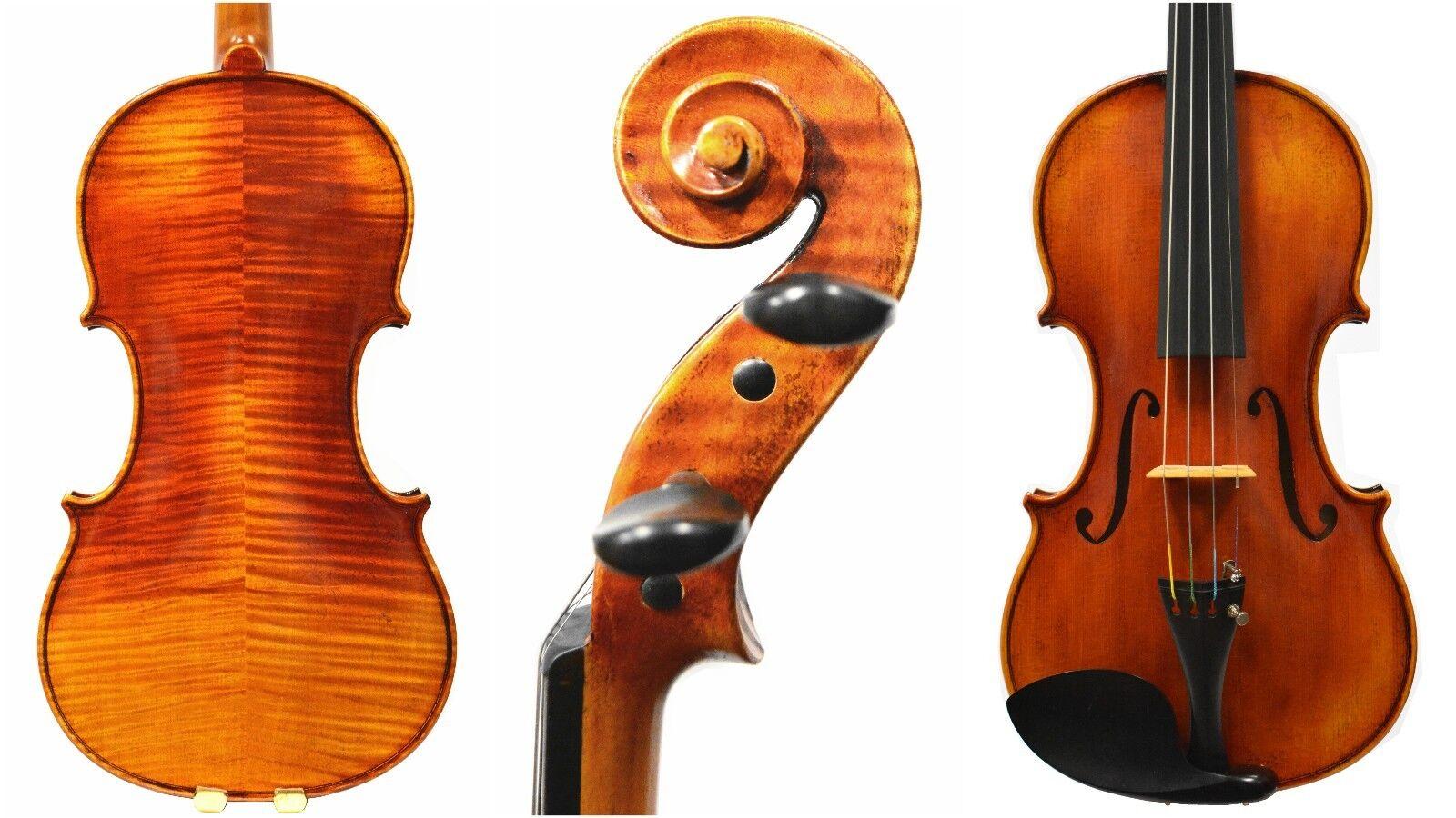 G.Guarneri del Gesu' 1722 4 4 storlek, Antique varnish  Dominant strings, ADVANCED