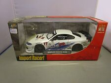 JADA 1/24 IMPORT RACER WHITE MOTOREX NISSAN SILVIA S15 NEW IN BOX 53844 *READ*
