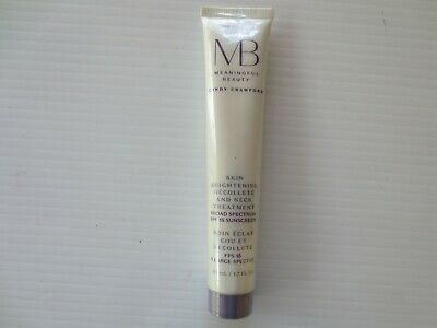 Meaningful Beauty Skin Brightening Decollete and Neck ...