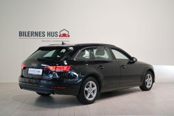 Audi A4 2,0 TFSi 190 Avant S-tr. - billede 1