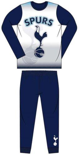 Boys Kids Tottenham Hotspur Fc Pyjamas Pjs Football Kit Club Nightwear Sleepwe