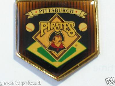 Pittsburgh Pirates Baseball Diamant Stadion Pin-flagge b2 Row1 Vintage, Krankheiten Zu Verhindern Und Zu Heilen