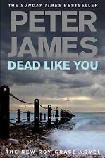 Dead Like You by Peter James, Book, New Paperback
