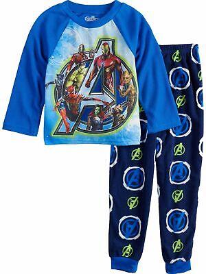 Marvel Boys Avengers 2-Piece Pajama Set